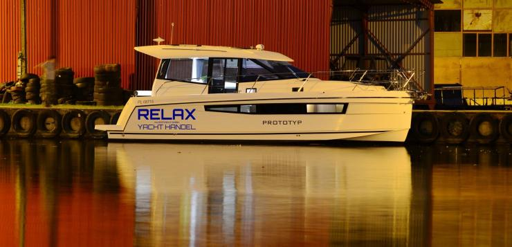 Relax Yachthandel